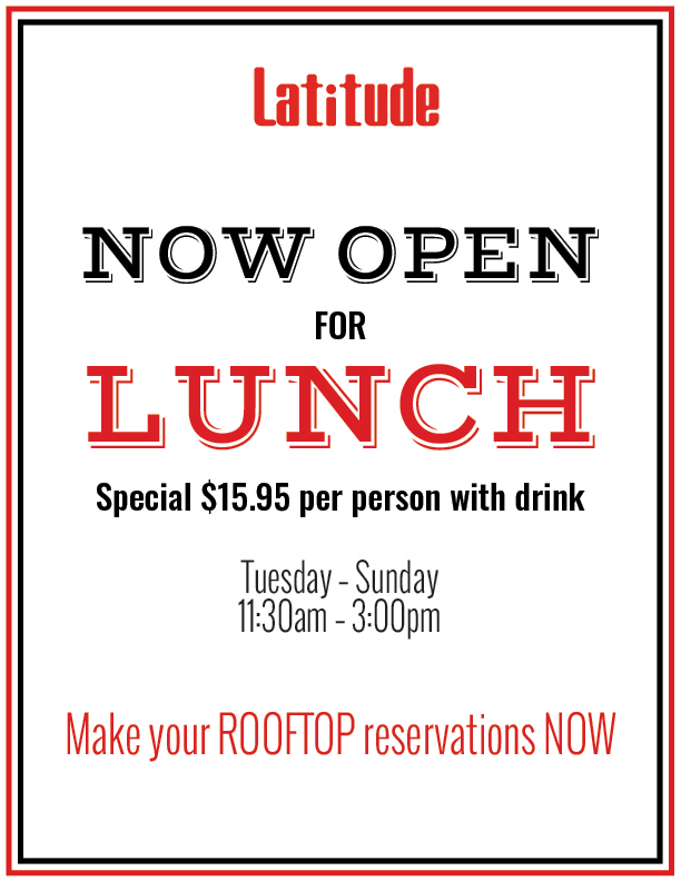 Roof Top, Billiards, Lounge & Dining NYC | Latitude Bar & Lounge